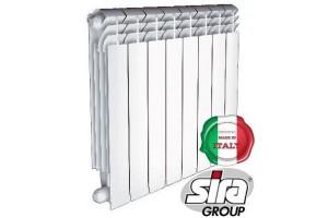 Биметаллический радиатор Sira Concurrent отзывы
