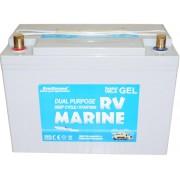 Аккумуляторная батарея EverExceed Marine Gel Range 8G24M-1280MG