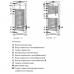 Бойлер косвенного нагрева Ferroli EcoUnit 100-1C