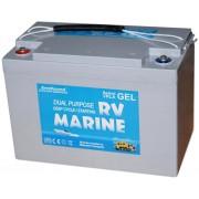 Аккумуляторная батарея EverExceed Marine Gel Range 8G27M-12100MG
