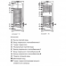 Бойлер косвенного нагрева Ferroli EcoUnit 150-1C