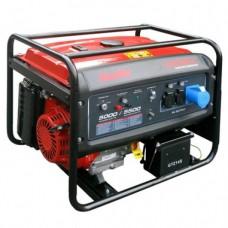 Бензиновый генератор AL-KO 6500 D-С