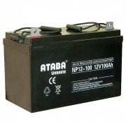 Аккумуляторная батарея Ataba Technology NP 12-100