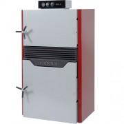Твердотопливный пиролизный котел Viadrus Hefaistos P1 (40 кВт) 4 секции