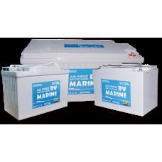 Аккумуляторная батарея EverExceed Marine Gel Range 8G31DTM-12110MG