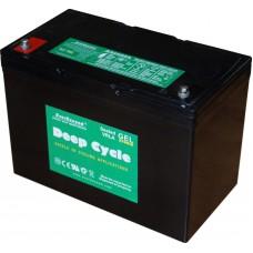 Аккумуляторная батарея EverExceed Deep Cycle GEL Range DH-1280G (12V-80Ah)