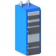 Котел стальной твердотопливный Elektromet ECO-KWRW 40