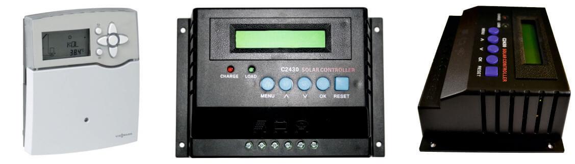 Контроллеры заряда солнечных батарей, гелиосистем