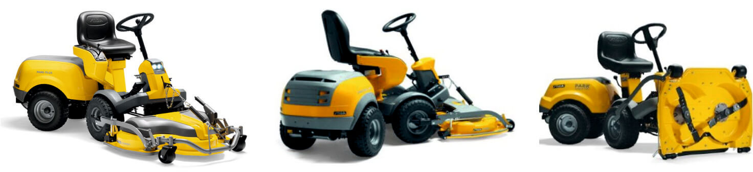 Садовые тракторы: райдеры, минитрактор